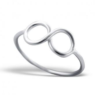 "Stříbrný prsten ""Soběslav"". Ag 925/1000"